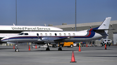 N56EA - Fairchild SA226-TC Metro II - Berry Aviation