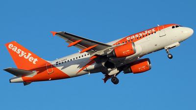 G-EZFP - Airbus A319-111 - easyJet