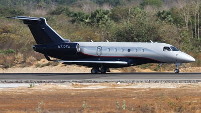 N712EA - Embraer EMB-550 Legacy 500 - Private
