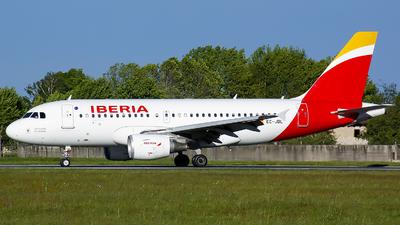 EC-JDL - Airbus A319-111 - Iberia