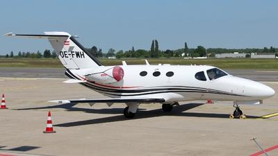 OE-FWH - Cessna 510 Citation Mustang - Smartline