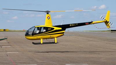 D-HAJH - Robinson R44 Raven - Heli-Express