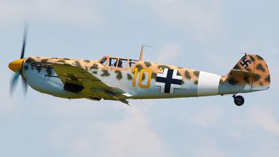 G-AWHK - Hispano HA1112 M1L Buchon - Private