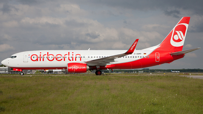 D-ABMP - Boeing 737-86J - Air Berlin