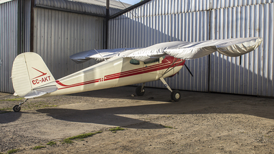 CC-AKT - Cessna 140 - Private