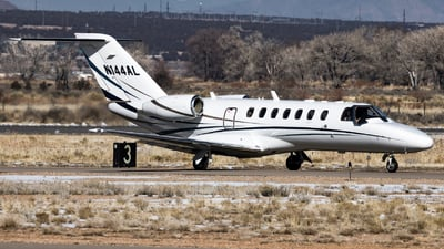 N144AL - Cessna 525B CitationJet 3 - Private