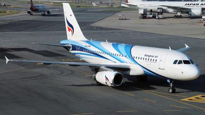 HS-PPM - Airbus A319-132 - Bangkok Airways