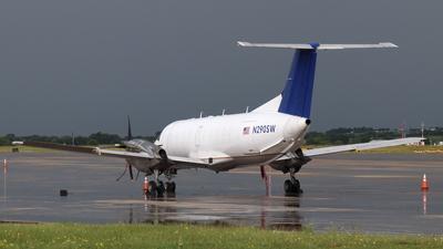 N290SW - Embraer EMB-120ER Brasília - Berry Aviation
