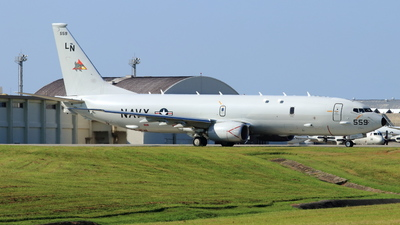 169559 - Boeing P-8A Poseidon - United States - US Navy (USN)