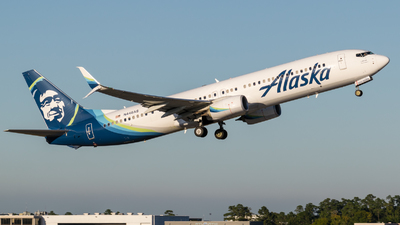 N448AS - Boeing 737-990ER - Alaska Airlines
