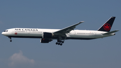 A picture of CFIUL - Boeing 777333(ER) - Air Canada - © Karson