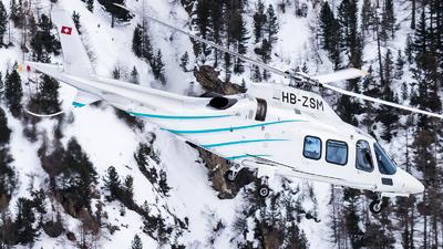 HB-ZSM - Agusta A109S Grand - Skymedia