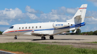 N797M - Gulfstream G200 - Israel Aerospace Industries (IAI)