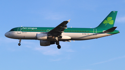 A picture of EIFNJ - Airbus A320216 - Aer Lingus - © Ferenc Kolos