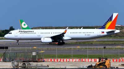 RP-C9907 - Airbus A321-231 - Philippine Airlines