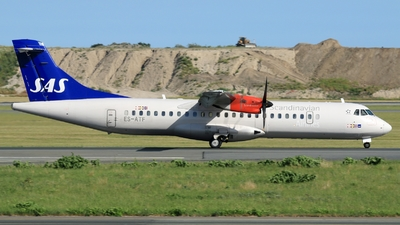 ES-ATF - ATR 72-212A(600) - Scandinavian Airlines (Nordica)