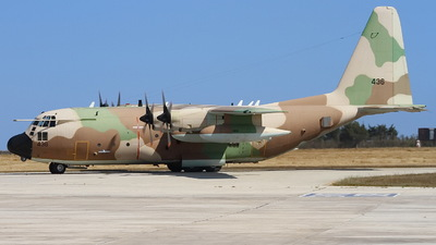 436 - Lockheed KC-130H Karnaf - Israel - Air Force