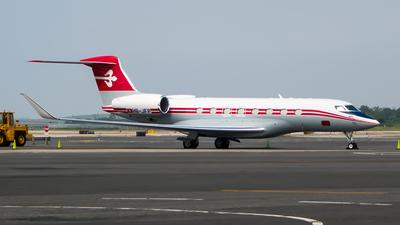 HB-JFP - Gulfstream G650 - Private