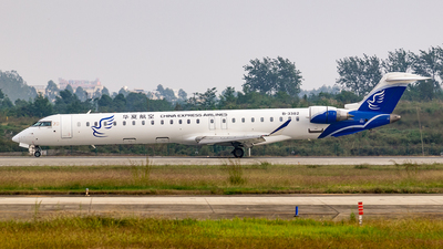 B-3382 - Bombardier CRJ-900 - China Express Airlines