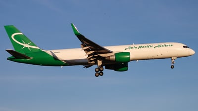 N888LT - Boeing 757-230(SF) - Asia Pacific Airlines