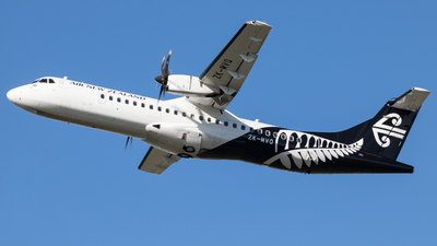 ZK-MVQ - ATR 72-212A(600) - Air New Zealand Link (Mount Cook Airline)