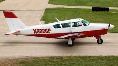 N9026P - Piper PA-24-260 Comanche - Private