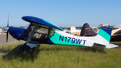 A picture of N179WT -  - [179R] - © Martin Rogosz
