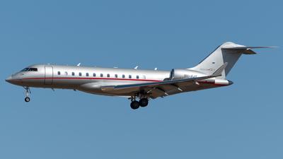 9H-VJY - Bombardier BD-700-1A10 Global 6000 - VistaJet