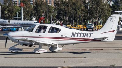 N111RT - Cirrus SR20-G2 - Private