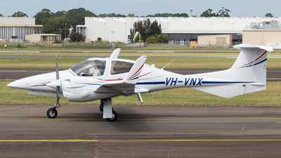 VH-VNX - Diamond DA-42 NG Twin Star - Private