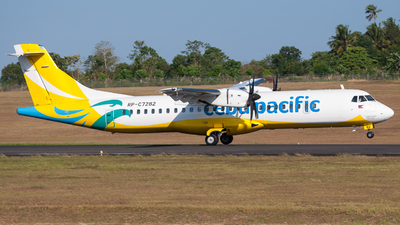 RP-C7282 - ATR 72-212A(600) - Cebu Pacific Air