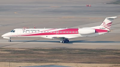 HL8054 - Embraer ERJ-145EP - Korea Express Air