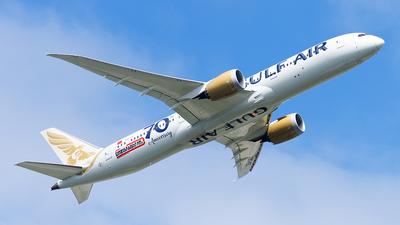 A9C-FD - Boeing 787-9 Dreamliner - Gulf Air