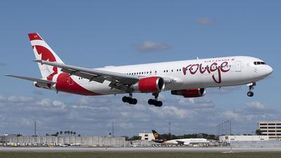 A picture of CFJZK - Boeing 7673Q8(ER) - [29386] - © Art Brett
