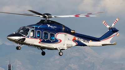 A picture of ECMUN - AgustaWestland AW139 - HELITY Copter Airlines - © Fernandez Manuel