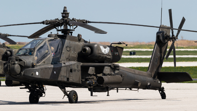 08-05542 - Boeing AH-64D Apache - United States - US Army