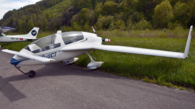 A picture of HBUCT - Gyroflug SC 01 Speed Canard - [16] - © Mirko Bleuer