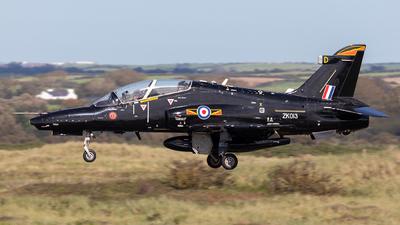 ZK013 - British Aerospace Hawk T.2 - United Kingdom - Royal Air Force (RAF)