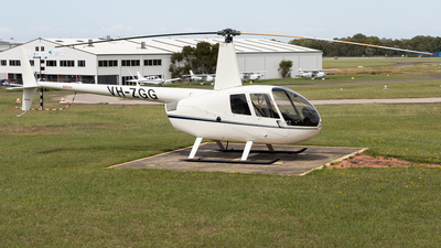 A picture of VHZGG - Robinson R44 - [0675] - © Gavan Louis