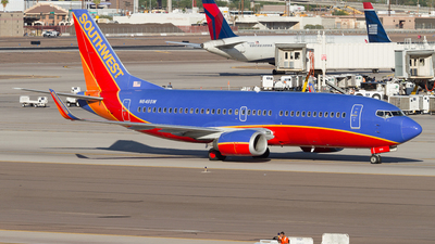 N649SW - Boeing 737-3H4 - Southwest Airlines