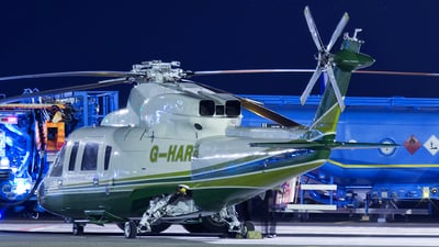 G-HARA - Sikorsky S-76C - Private
