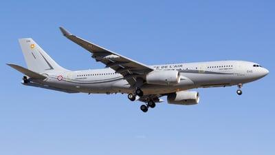 EC-332 - Airbus A330-243(MRTT) - France - Air Force