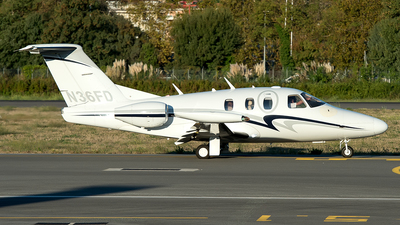 N36FD - Eclipse Aviation Eclipse 500 - Private