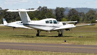 VH-ASA - Beechcraft 76 Duchess - Private