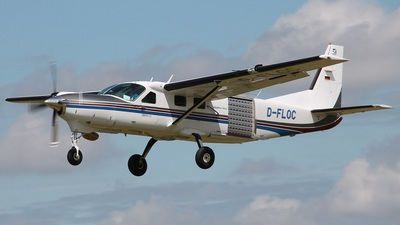 D-FLOC - Cessna 208B Grand Caravan - Private