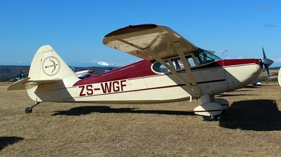 ZS-WGF - Stinson 108-1 Voyager - Private