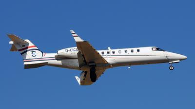 D-CICU - Bombardier Learjet 45 - Jetcall