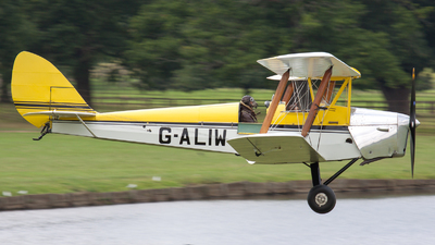 G-ALIW - De Havilland DH-82A Tiger Moth - Private