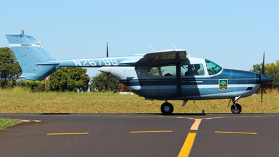 N2679S - Cessna 337D Super Skymaster - Private