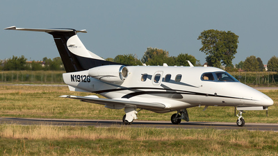 N1912G - Embraer 500 Phenom 100 - Private